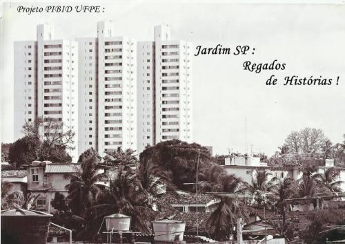 Em foto registrada por estudante, da comunidade do Planeta do Macacos pode-se vislumbrar mudanças no horizonte do bairro.